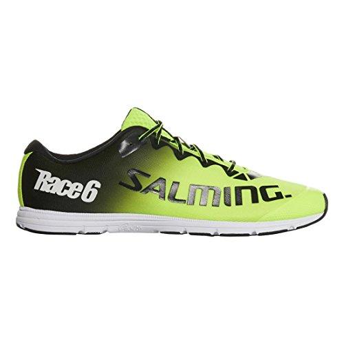 Shoe Fluo 6 Race Jaune Salming Yellow Men 0qF6OE