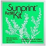 SUNPRINT REFILL PHOTOSENSITIVE PAPER X12