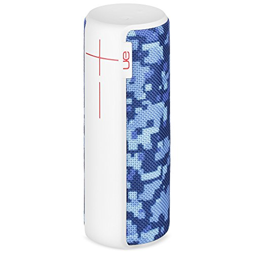 UE BOOM 2 Wireless Mobile Bluetooth Speaker (Waterproof and Shockproof) - Blue Camo by Ultimate Ears (Image #1)