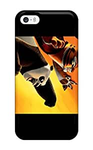 Durable Case For The Iphone 5/5s- Eco-friendly Retail Packaging(kung Fu Panda 2 Poster Movie People Movie)