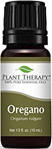 Plant Therapy Oregano (Origanum) Essential Oil. 100% Pure, Undiluted, Therapeutic Grade. 10 ml (1/3 oz).