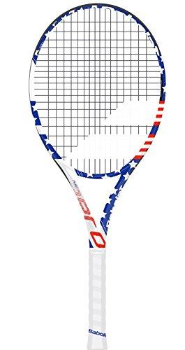 Babolat Pure Aero VS Stars & Stripes Tennis Racquet (4-3/8) (Babolat Pure Storm)