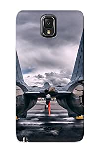 Improviselike Durable Grumman F-14 Tomcat Back Case/ Cover For Galaxy Note 3 For Christmas' Gifts by supermalls