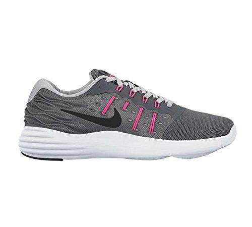Nike 844736-005, Zapatillas de Trail Running para Mujer Gris (Dark Grey/Black-Wolf Grey-Pink Blast)