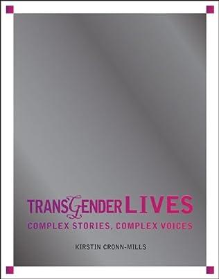 book cover of Transgender Lives