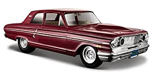 Maisto Ford Fairlane Car for Boys , Red , 3 Years & Above , 31957