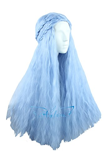 Angelaicos Womens Lolita Fluffy Blue product image