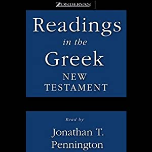 Readings in the Greek New Testament Hörbuch