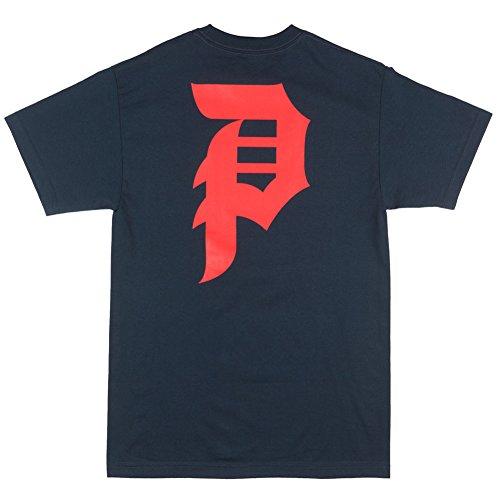 Primitive Men's Dirty P SS T Shirt Blue