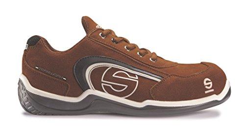PROISEG–Chaussure Sparco SPORT LOW Marron Pointure
