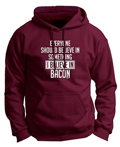Believe Something Premium Hoodie Sweatshirt