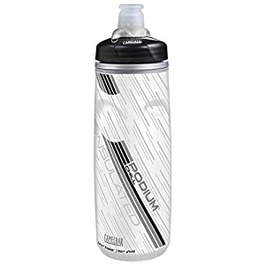 CamelBak Podium Chill Insulated Water Bottle, 21 oz, Carbon