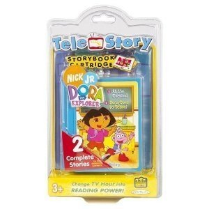 (Telestory Software Cartridge - Dora the Explorer by Character Options)