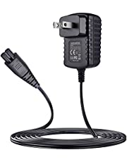 SoulBay PA-0510N Replacement Charger for Remington Shaver HC4250 XR1350 XR1330 PF7500 PF7600 PG6170 PR1260 PR1340 XF8700 AQ7 5.0V 1A Remington Trimmer Razor Adapter Charging Cord