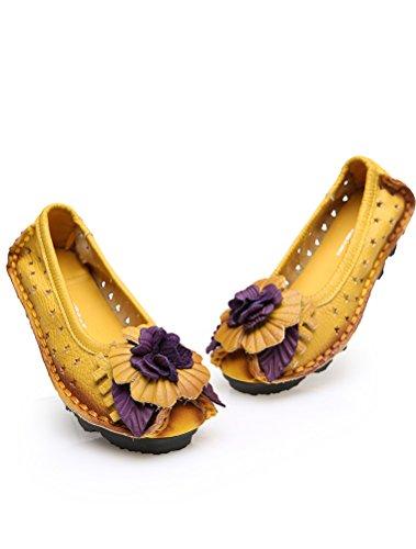 Mujer MatchLife tobillo Tira Yellow Style6 de qag6H