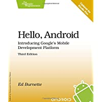 Hello Android 3e (Pragmatic Programmers)