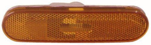 placement Side Marker Light Assembly (Amber) - Driver Side (Mazda Protege Side Marker)