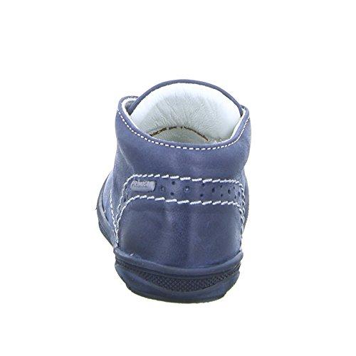 Primigi Baby Jungen Round-E Lauflernschuhe, Blau (Blue)