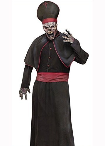 [Zombie High Priest by Palmers] (High Priest Zombie Costumes)