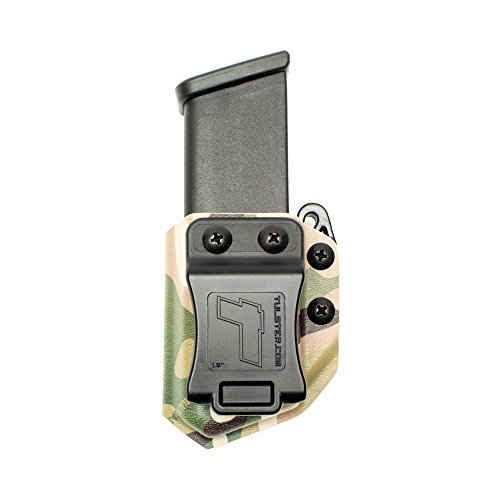 (Tulster Universal .45ACP Double Stack Mag Carrier Echo Carrier IWB/OWB (Multicam))