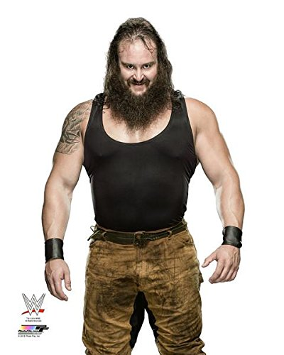 "Braun Strowman WWE 2015 Action Photo (Size: 8"" x 10"")"
