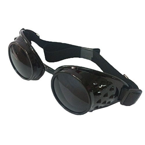 xcoser MAD-Max Furiosa Goggles Vintage Style Gothic Sunglasses Anti-Dust (Mad Max Costumes For Sale)