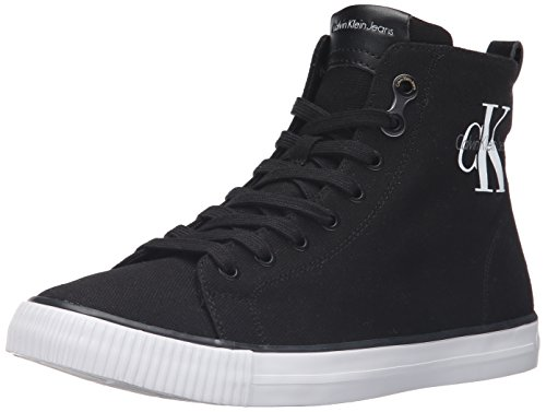 Men's Canvas CK Black Sneaker Arthur Jeans Fashion 8w5vPq