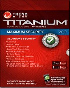 Trend Micro Titanium Maximum Devices
