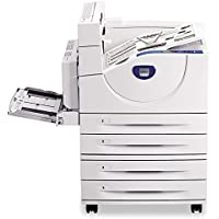 Xerox 5550/DT Phaser 5550DT Mono Laser Printer (50 ppm) (256 MB) (11 x 17) (1200 x 1200 dpi) (Max Duty Cycle 300000 Pages) (Duplex) (USB) (Parallel) (Ethernet) (2100 Sheet Input Cap) (HW No Free Freight)