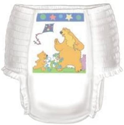 MCK70653100 - Youth Training Pants Curity Pull On X-Large Disposable Heavy Absorbency