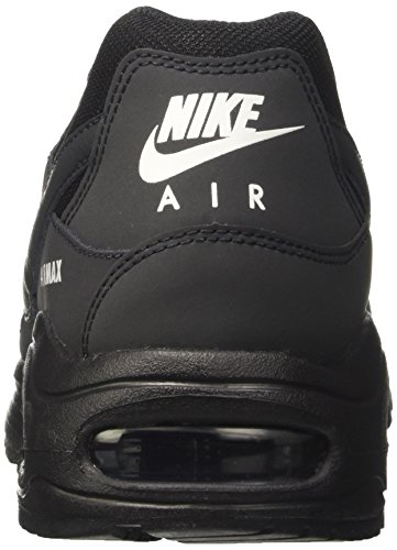 Nike Max anthracite black Niños Zapatillas Command white gs Air Negro Unisex Flex rrvw5ZAqx