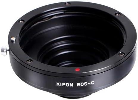 Kipon Canon EF//EF-S Lens to C Mount Camera Lens Adapter