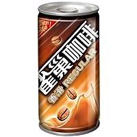 雀巢咖啡香滑咖啡饮料180ml*24