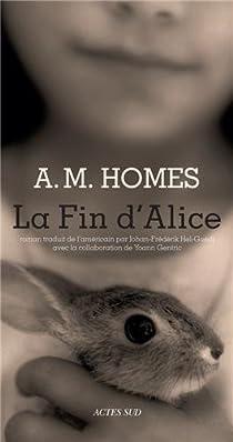 La fin d'Alice par Homes