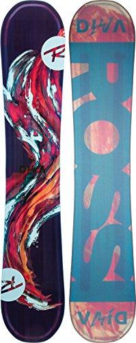 Rossignol Diva LF Snowboard Womens Sz 144cm ()