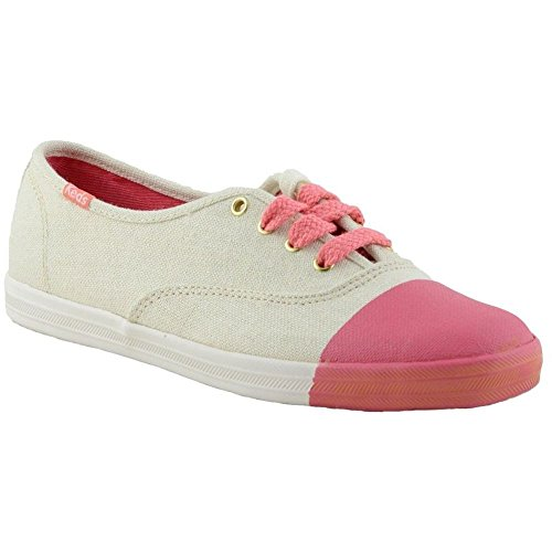 Keds Mujer Zapatillas, offwhite/pink, 38