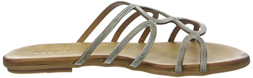 16778935 Inuovo Flops 8534 Silver Women's Flip Silver AwFPwYqx