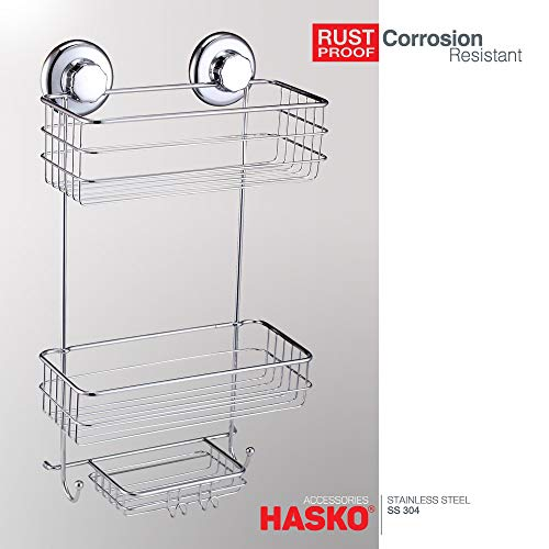 Buy suction shower caddy