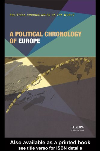 Download A Political Chronology of Europe Pdf