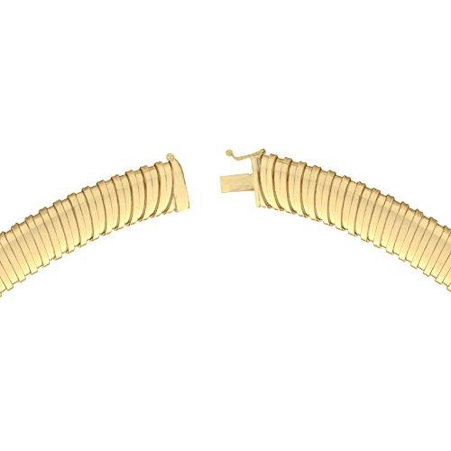 Carissma Gold - Collier court - Or jaune 9 cts - 41.91 cm - 1.17.2143