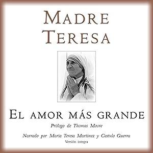 El amor mas grande Audiobook