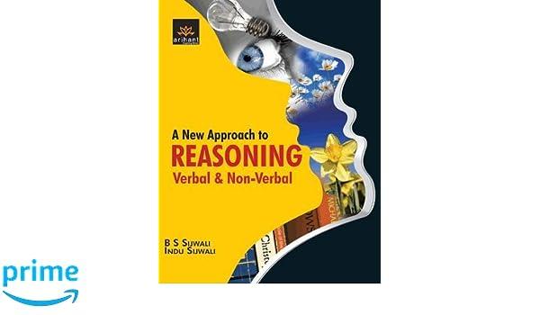 verbal and nonverbal reasoning ebook free