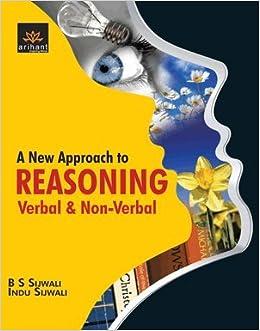 A New Approach to Reasoning Verbal and Non-Verbal 1st Edition price comparison at Flipkart, Amazon, Crossword, Uread, Bookadda, Landmark, Homeshop18