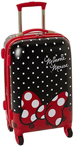 "American Tourister 21"", Minnie Mouse Red Bow"