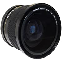 Polaroid Studio Series .42X HD Fisheye Lens 58mm At A Glance Review Image