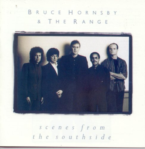 CD : Bruce Hornsby - Southside (CD)