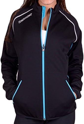 レディースEssentialソフトシェルトレーニングジャケット