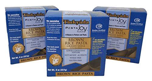Tinkyada Brown Rice Pasta Grand Shell 8 ()