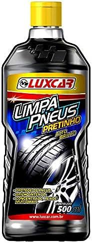 Limpa Pneus Pretinho Luxcar 500 Ml