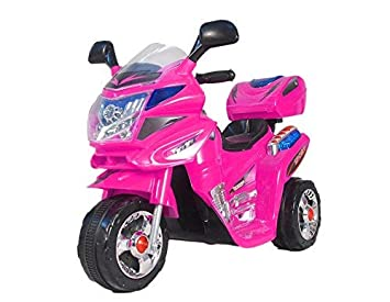 9fede319bb6 Buy Toy House 3-Wheel Thunderbolt Bike Rechargeable Battery Operated ...